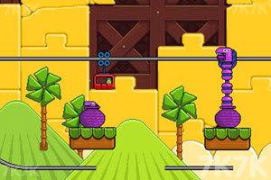 《可爱过山车2双人版》游戏画面10
