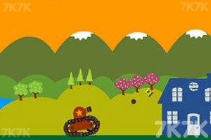 《城市坦克炮弹》游戏画面1