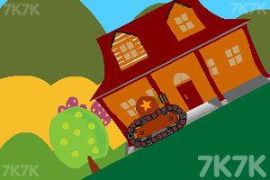 《城市坦克炮弹》游戏画面10