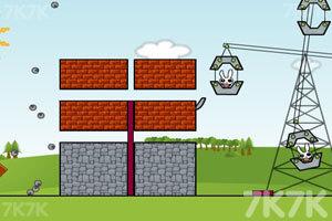 《炸死小兔子》游戏画面10