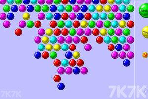 《可爱泡泡龙》游戏画面6