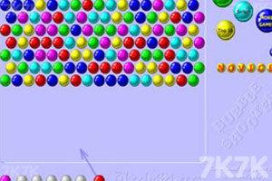 《可爱泡泡龙》游戏画面1