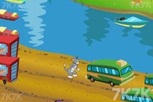 《猫和老鼠过河》截图2