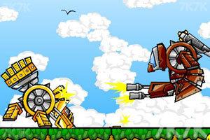 《機器人大決斗》游戲畫面9