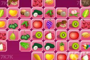 《7k7k水果连连看》游戏画面4