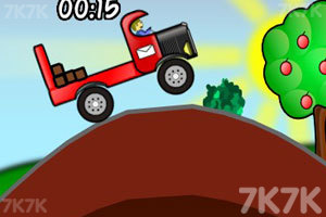 《货车送货》游戏画面5