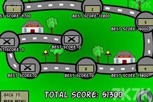 《货车送货》游戏画面8