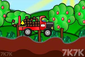 《货车送货》游戏画面2