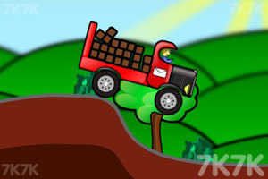 《货车送货》游戏画面3
