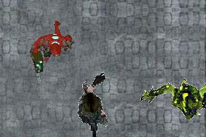 《勇士快跑》游戏画面1
