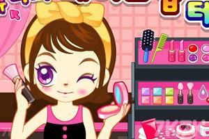 《阿sue来化妆》游戏画面3