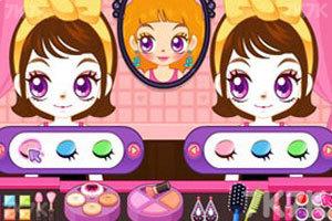 《阿sue来化妆》游戏画面1