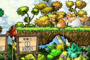 《冒险王双人无敌版》游戏画面10