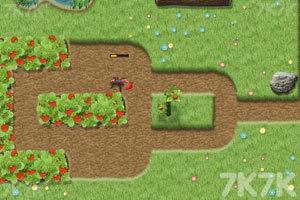 《植物大战害虫》游戏画面9