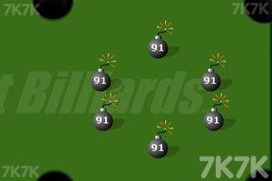 《炸弹台球》游戏画面5