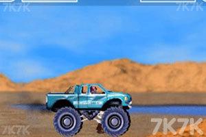 《破坏四驱车》游戏画面1