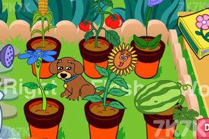 《小狗种美丽鲜花》截图9