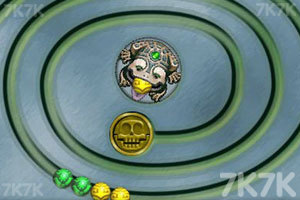 《青蛙祖玛》游戏画面3