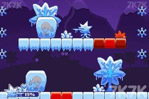 《冷冻双侠》游戏画面4
