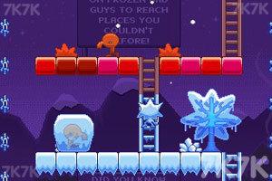 《冷冻双侠》游戏画面5