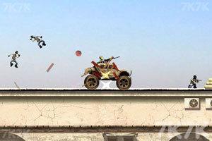 《疯狂战车》游戏画面10