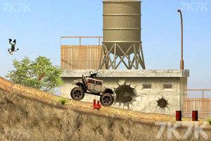 《疯狂战车》游戏画面6