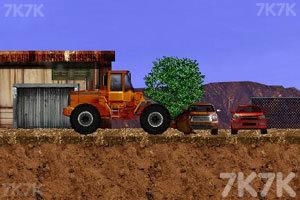 《模拟铲土车》截图1