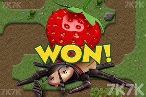 《植物大战害虫无敌版》游戏画面4