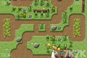 《植物大战害虫无敌版》游戏画面10