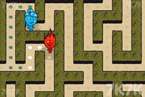 《森林冰火人双人迷宫》截图2