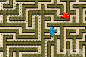 《森林冰火人双人迷宫》截图5