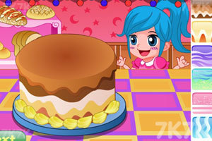 《艾米丽做蛋糕》游戏画面4