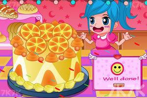 《艾米丽做蛋糕》游戏画面6
