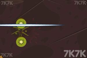 《快刀削水果中文版》游戏画面6