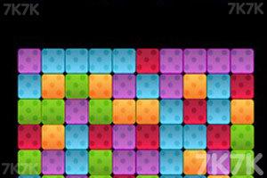 《色彩方块消消看》游戏画面1