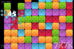 《色彩方块消消看》游戏画面2