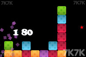 《色彩方块消消看》游戏画面4