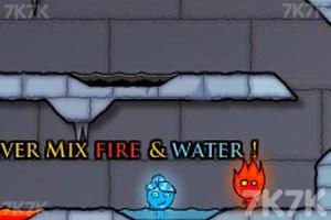 《森林冰火人3》游戏画面2