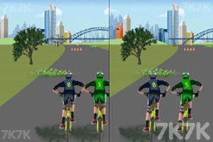 《双人自行车对战》截图2