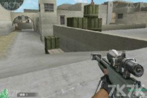 《名枪之巴雷特》游戏画面1