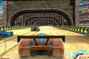 《3D超级跑车》截图5