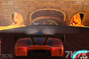 《3D超级跑车》游戏画面2