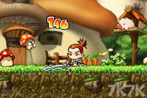 《冒险王之精灵物语无敌速升版》游戏画面6