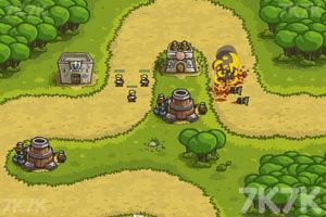 《皇家守卫军1.1中文无敌版》游戏画面9