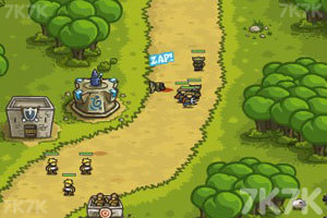 《皇家守卫军1.1中文无敌版》游戏画面4