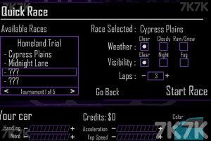 《极品飙车赛》游戏画面8