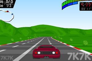 《极品飙车赛》游戏画面2