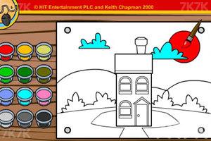 《盖房子》游戏画面2