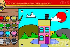 《盖房子》游戏画面3