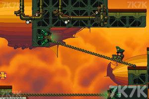 《蒸汽要塞》游戏画面10
